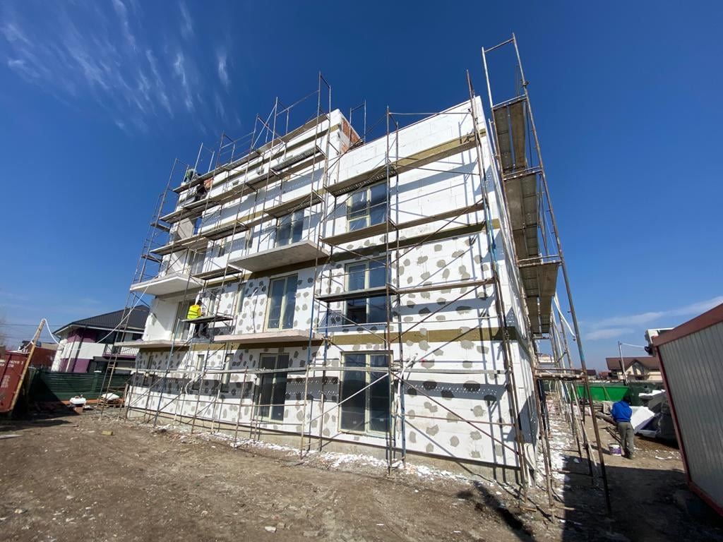 Color Life Residence | Tip Bloc - Faza 2