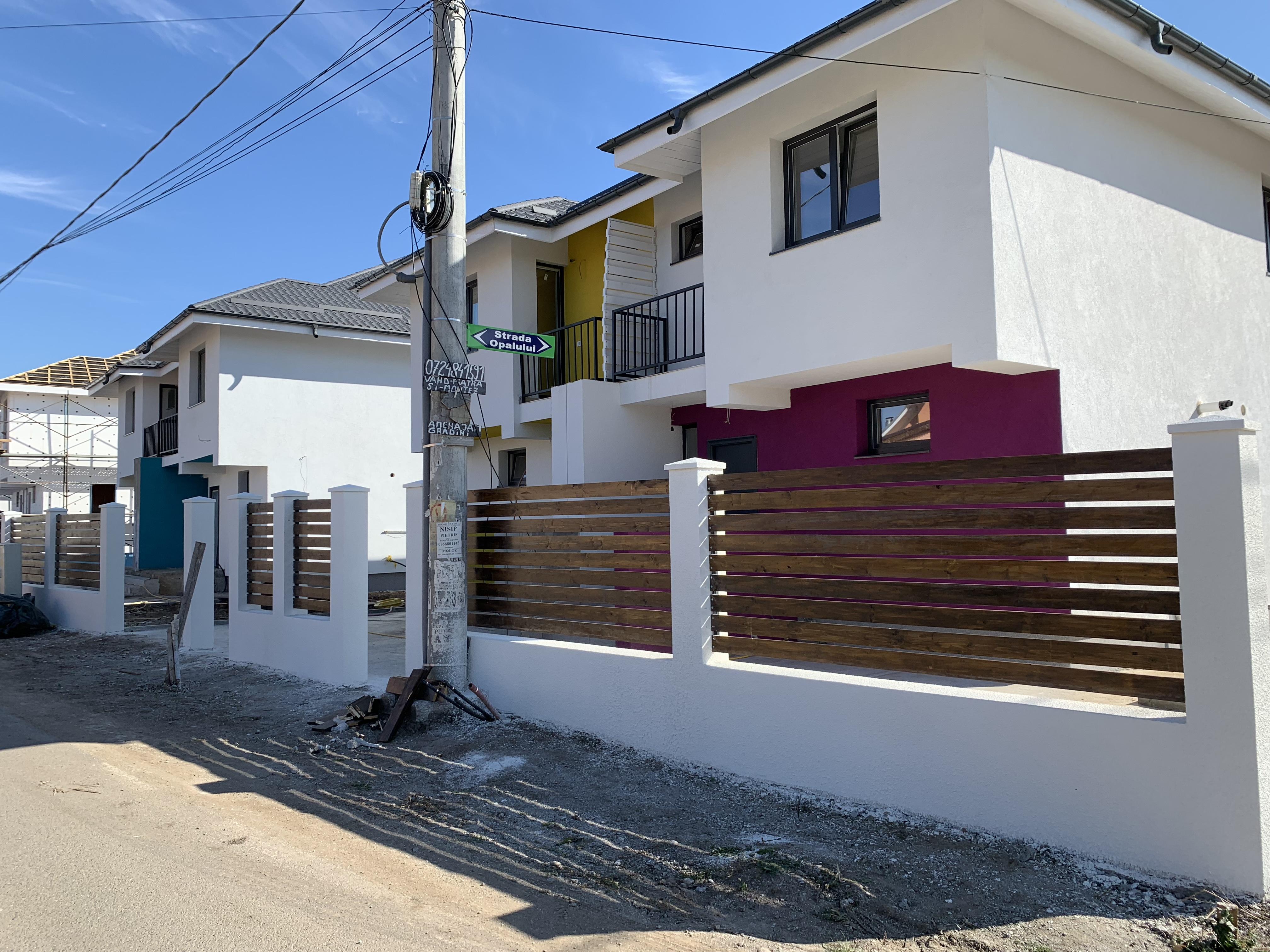 Imobile Tip Duplex, Bragadiru – Faza 1