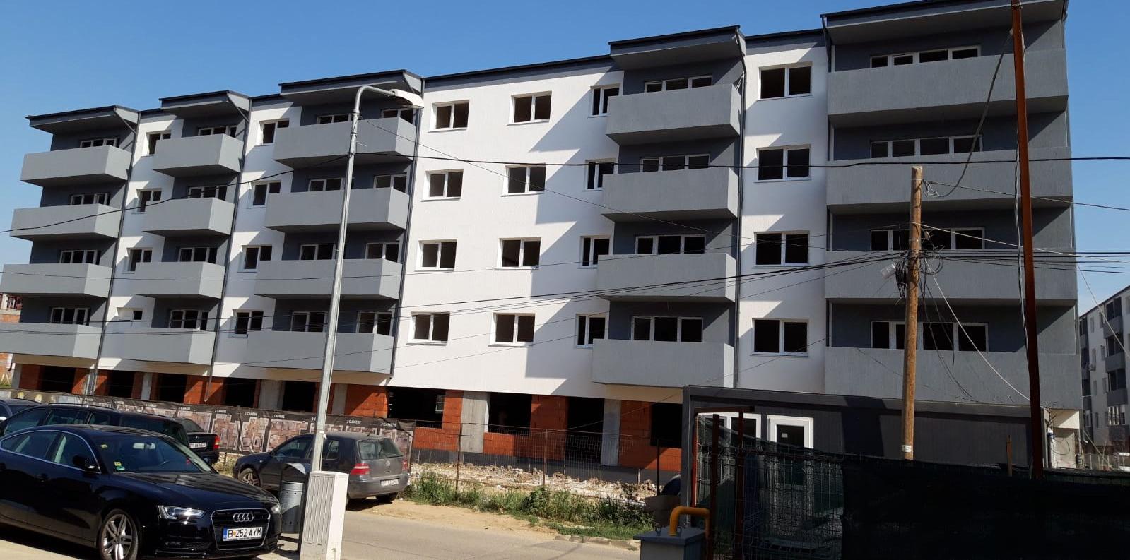 3 imobile Pallady, Bucuresti